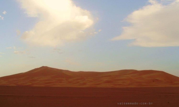 Dunas do deserto