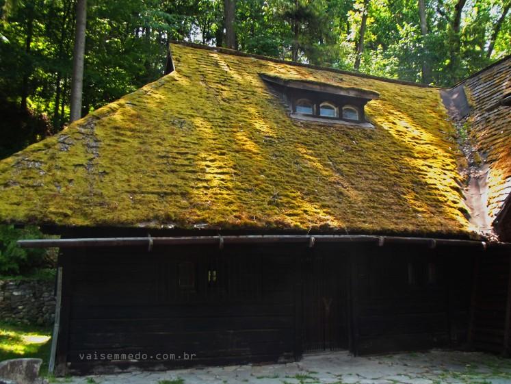 Casa na Transilvânia