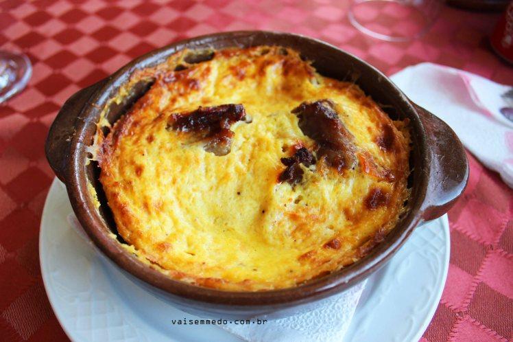 Comida típica da Albânia