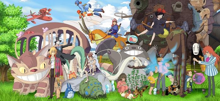 Totoro: um amor eterno.