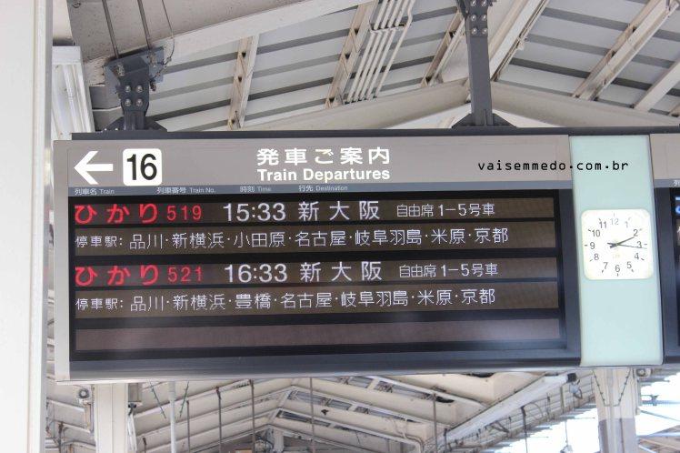 Esperando o trem e torcendo para que fosse o trem certo... ainda bem que era!