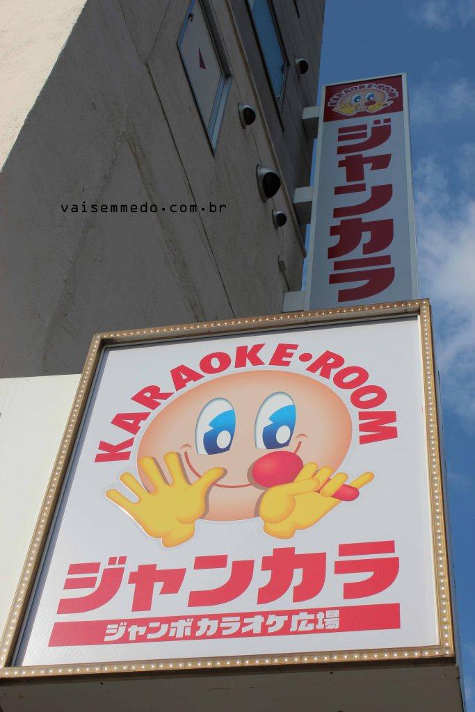 Saudades Karaokês de Osaka! =D